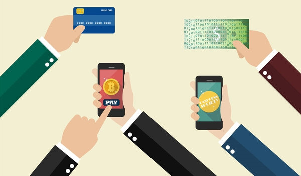Diferencias entre dinero digital, dinero virtual y criptomonedas