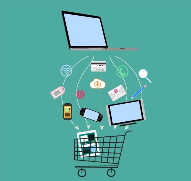 El hábito de comprar por internet
